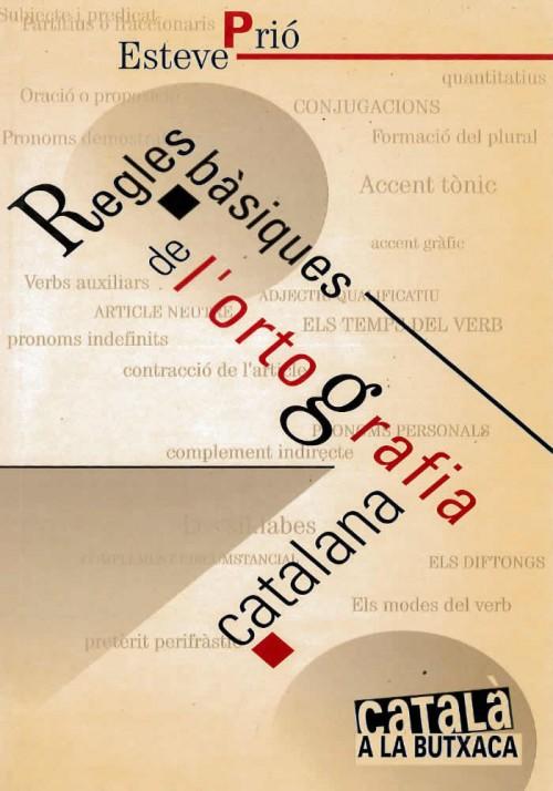 regels básiques de l´ortografía catalana