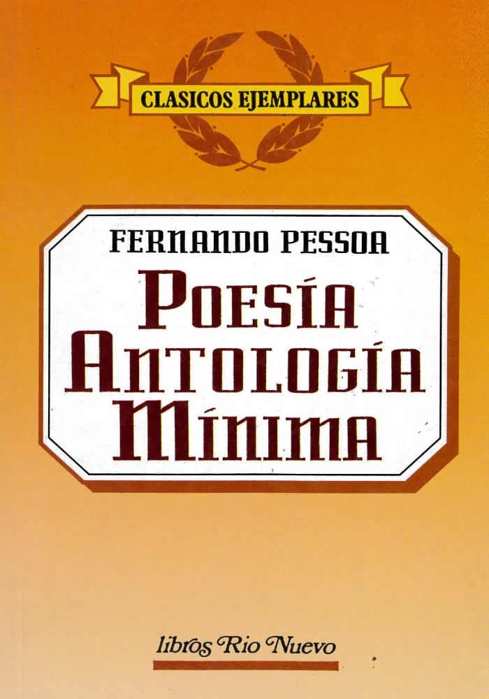 Poesía Antología Mínima
