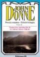 John Donne- Poesía completa-Edición bilingüe- Tomo II