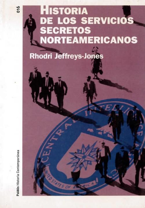 Historia de los servicios secretos Norteamericanos