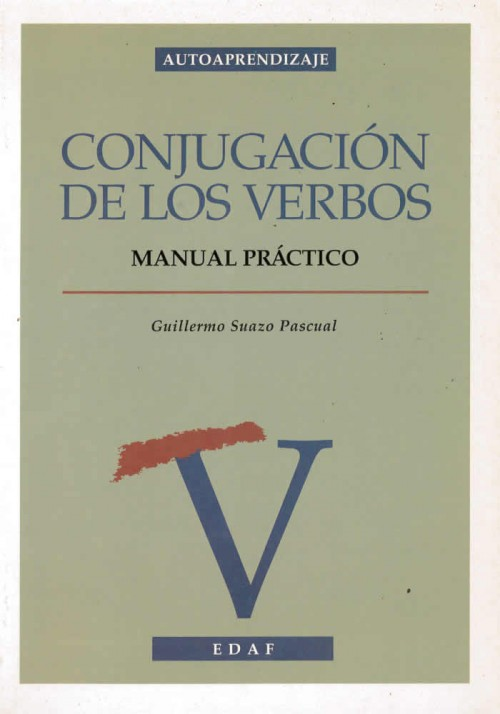 Conjugación de los verbos