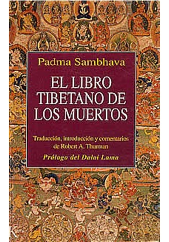 El Libro Tibetano De Los Muertos Libreria Iniciatica