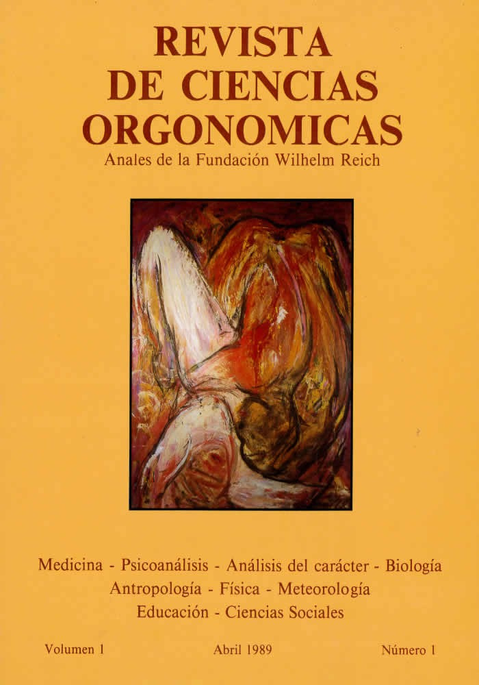 Revista de ciencias orgonomicas