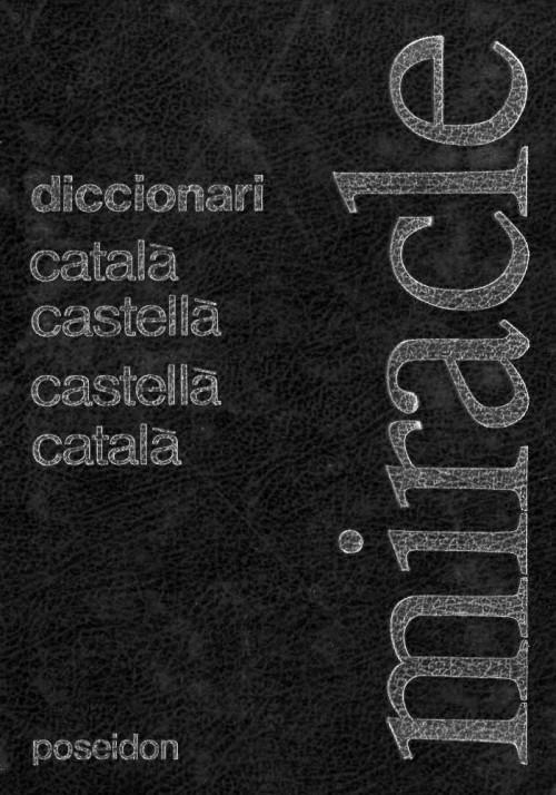 Diccionario català-castellà castellà-català