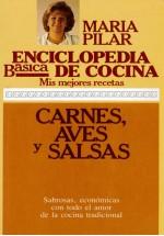 Enciclopedia básica de cocina-Mis mejores recetas Carnes, aves y salsas