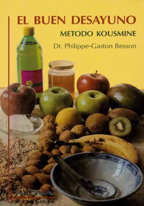 El buen desayuno- Método Kousmine