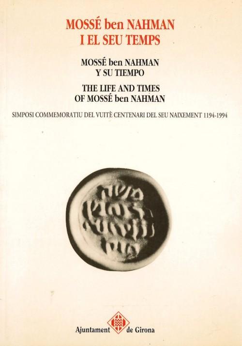 Mossé ben Nahman I el Seu Temps. trilingüe
