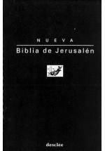 Nueva Biblia de Jerusalén