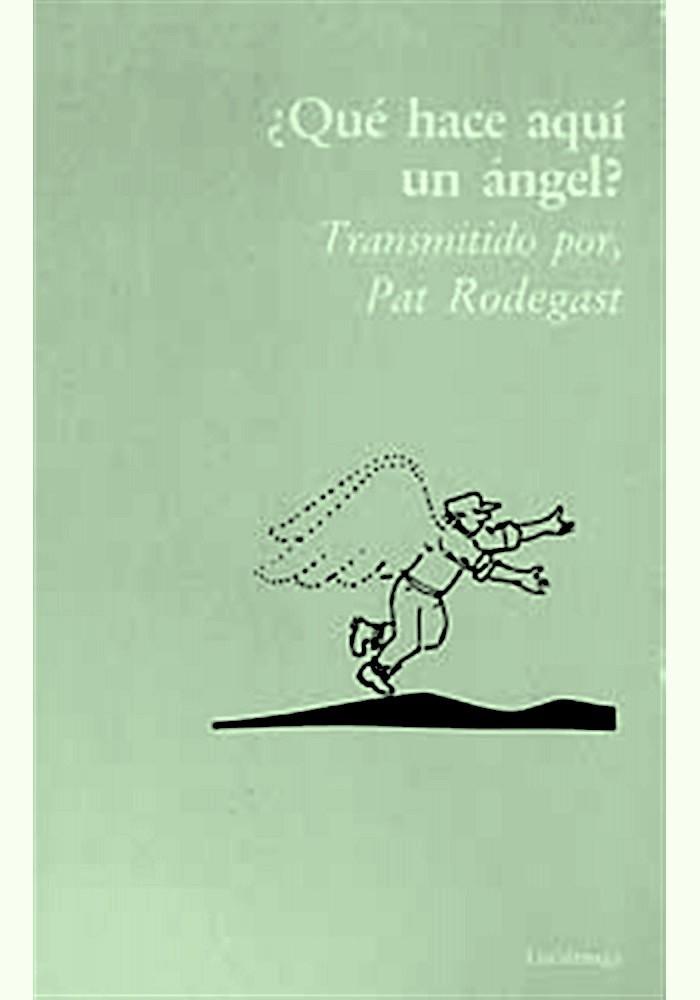 ¿Qué hace aquí un ángel?