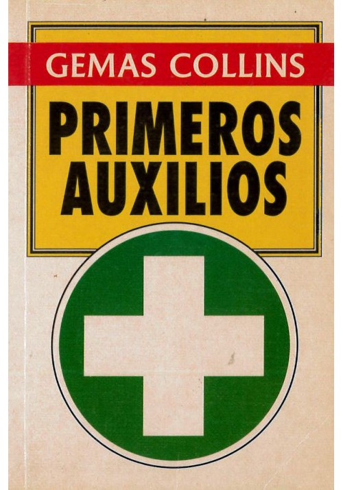 MINILIBRO-  Primeros auxilios