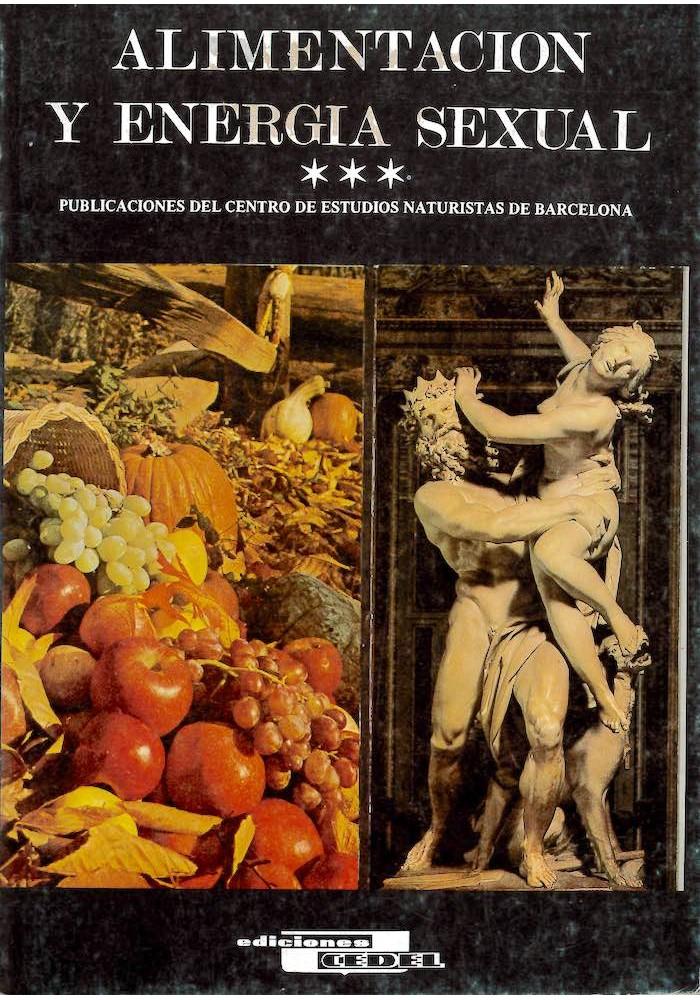 Alimentación y energía sexual