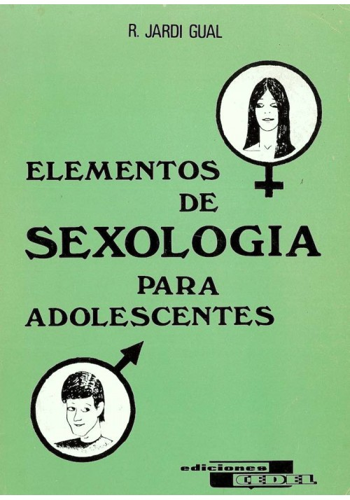 Elementos de sexologia para adolescentes