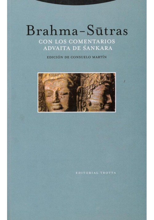 Brahma-Sùtras- con los comentarios  Advaita de  Sankara