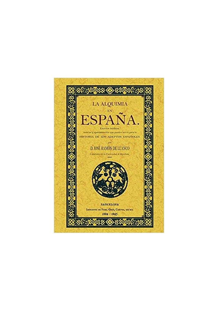 La Alquimia en España