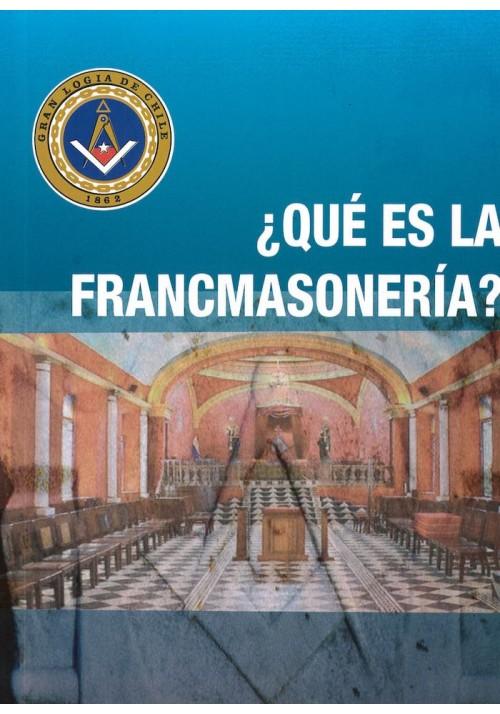 ¿Qué es la Fancmasonería?