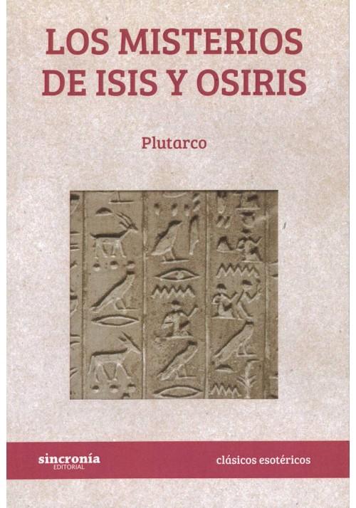 Los Misterios de isis y Osirsis
