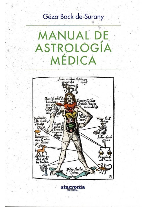 Manual de Astrología Médica