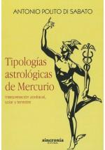 Tipologías astrológicas de Mercurio- Interpretación zodiacal, solar y terrestre
