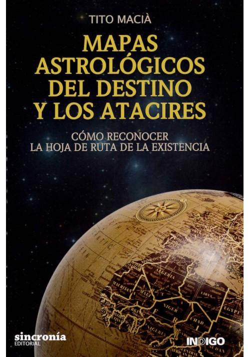 Mapas Astrológicos del destino y los Atacires