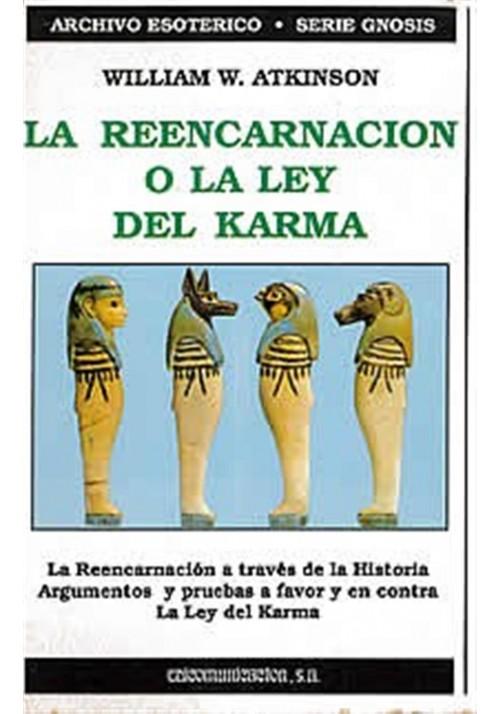 La Reencarnación o la ley del Karma
