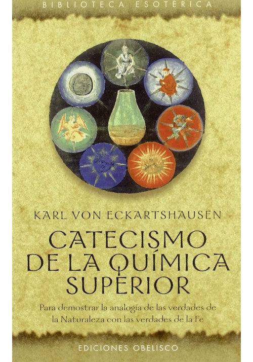 Catecismo de la Química Superior