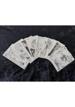Claves Tarot medianas- PARA PINTAR