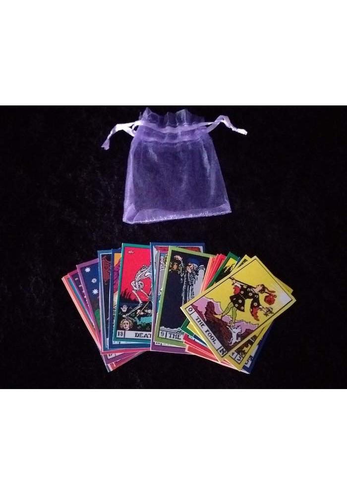 Claves de Tarot a color- MINIS