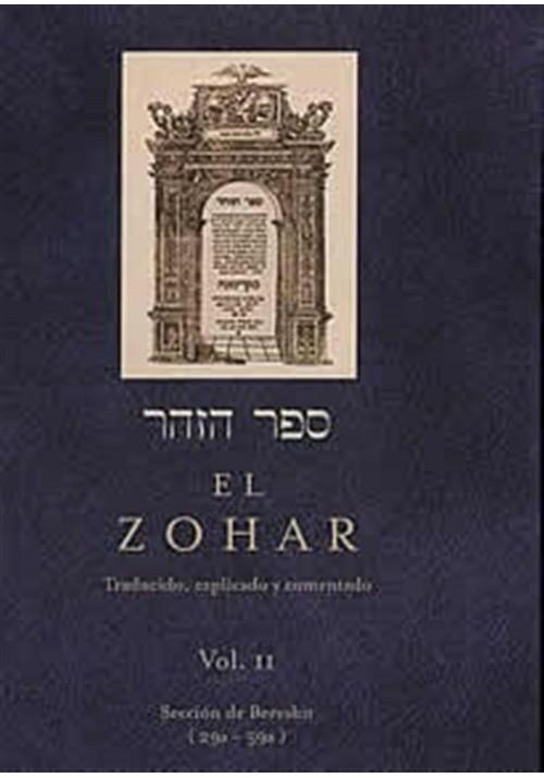 El Zohar-Vol-II-Sección de Bereshit-(29a-59a)