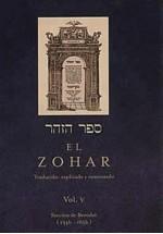El Zohar-Vol-V-Sección de Bereshit-(134b-165b)