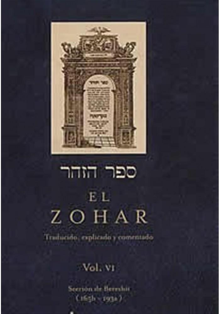 El Zohar-Vol-VI-Sección de Bereshit-(165a-193)