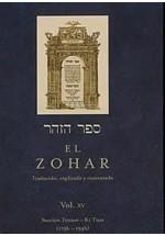 El Zohar-Vol-XV-Sección Tetzavé-Ki Tissa-(179b-194b)