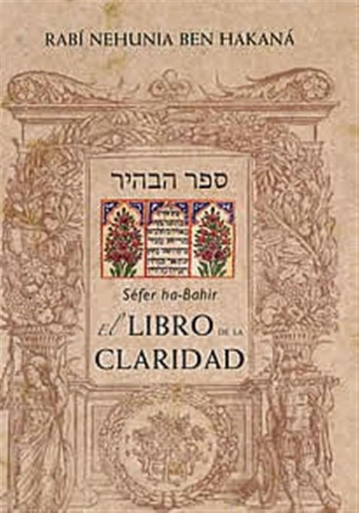 El libro de la Claridad Sefer ha-Bahir
