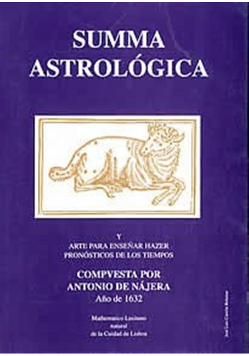 Summa Astrológica