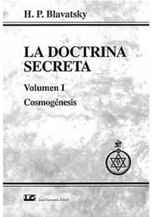 La Doctrina secreta-Vol-I