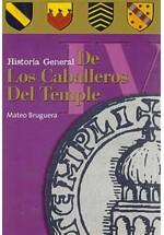 Historia general de los Caballeros del Temple-Vol-IV
