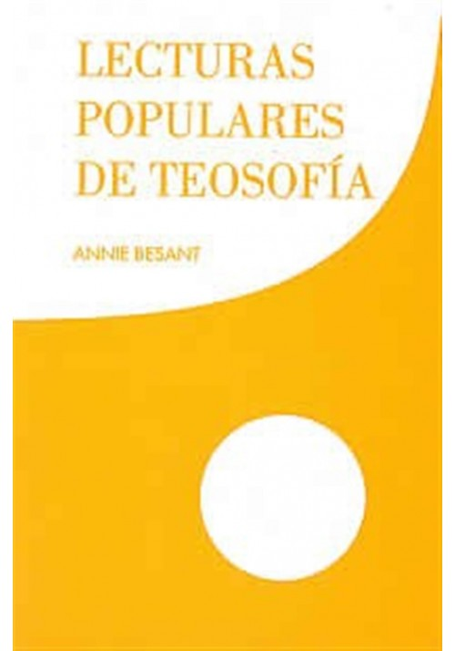 Lecturas populares de teosofía