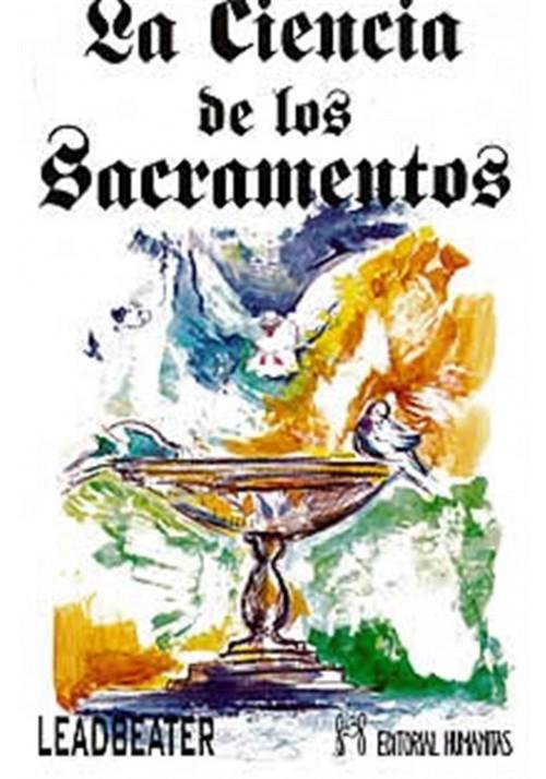 La ciencia de los Sacramentos