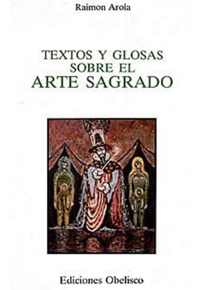 Textos y glosas sobre el Arte Sagrado