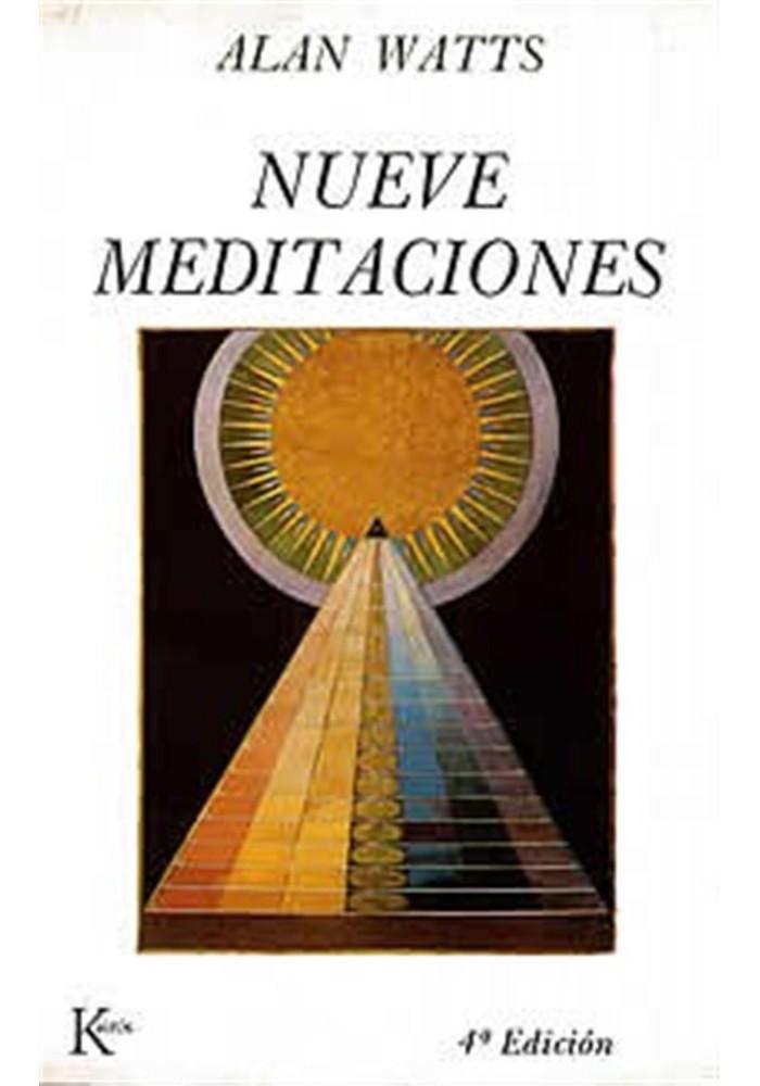 Nueve meditaciones